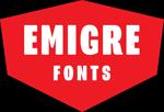 Emigre Fonts logo