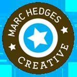 Marc Hedges Creative Logo