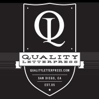 Quality Letterpress