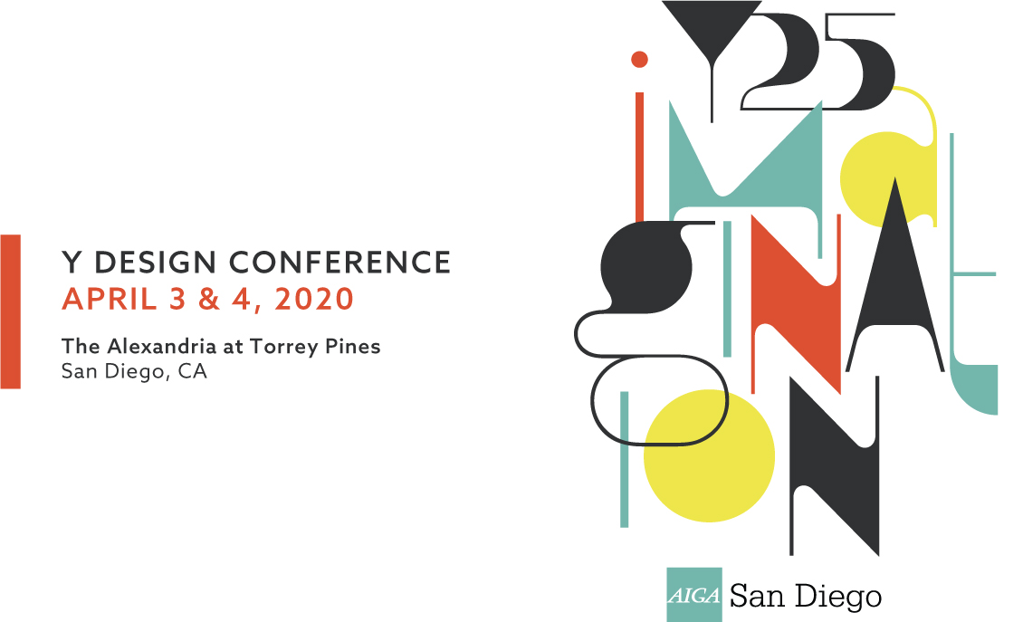 Y Design Conference: April 3 & 4, 2020 - IMAGINATION