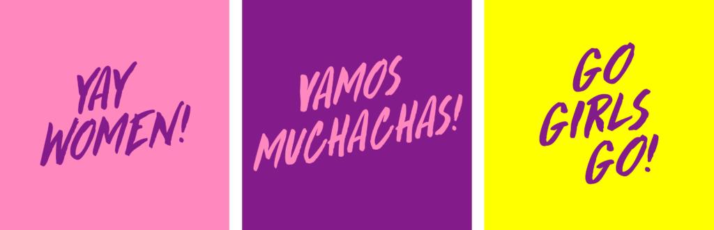 International Women's Day - Advice from Women Designers - Vamos Muchachas