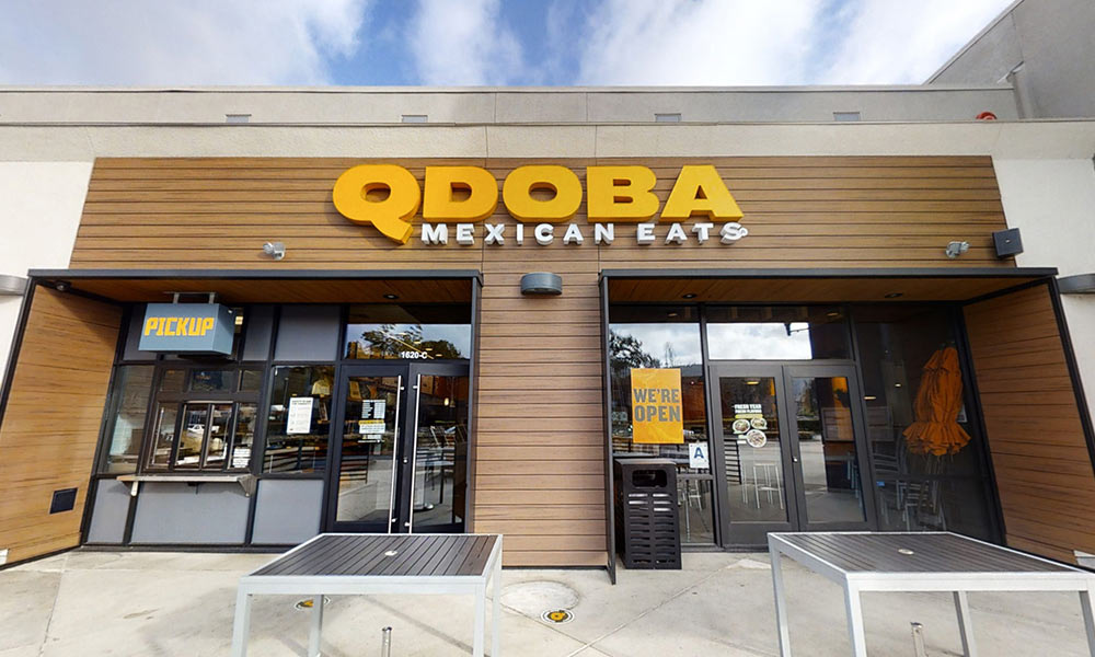 Design and Architecture at QDOBA - Mission Valley
