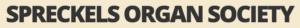 Spreckels-Organ-Society